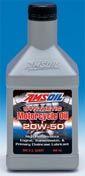 Amsoil's 20W50 is so good, even customers who have used the more expensive Harley product call us to tell about improved shifting and decreased temperatures.