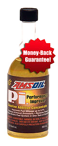 AMSOIL PI is what is missing in the fuel today. End clogged injectors. Pass emmisions inspection.