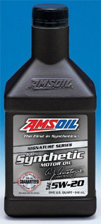 Amsoil's Signature Series 5W20