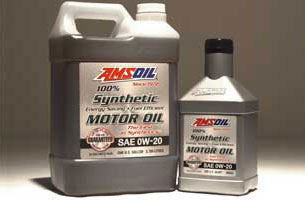 Ford and Honda engines are best protected with AMSOIL ASM 0W20