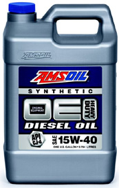 Amsoil's new OED for a OEM diesel drain interval for customers who shop by price.