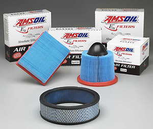 AMSOIL Nanofiber Air filters
