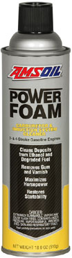 A long time favorite - Amsoil Power Foam