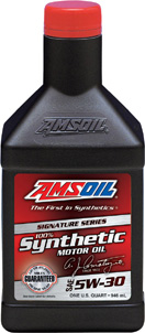 Our best selling product! If you want to use the next step up, try the AMSOIL 0W30 TSO