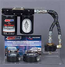For GM Diesels order the BMK-27 KIT - Comes with everything but the sampling valve.