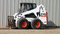 Bobcats run hot, expensive to maintain. AMSOIL offers the new ASE as the solution.