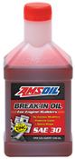 New Break-In Oil!