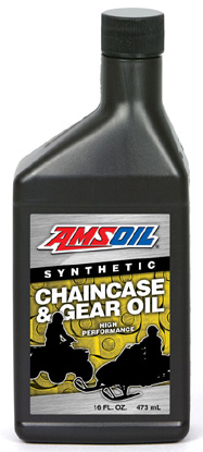 The true chaincase oil for your ATV or sled.