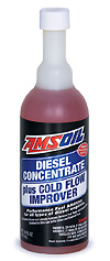 Amsoil Cold Flow and Diesel Concentrate