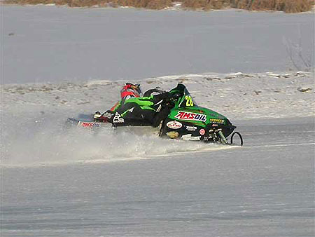 Nothing performs better than AMSOIL in Grand Rapids winters.