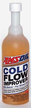 Improved Amsoil Cold Flow Improver