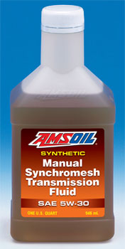 AMSOIL MTF Synchromesh protects Dodge, Jeep, GM and Honda Transmissions