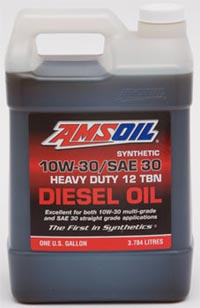 Our best value for older diesel engines calling for SAE 30 or one product for all engines.