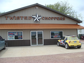 Twisted Choppers Customs in Tea, SD