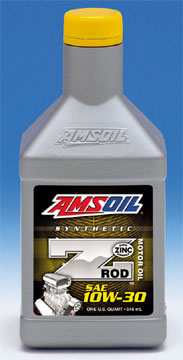 High-Zinc & Phosphorous  Oils 10W30 for older cars